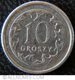 Imaginea #1 a 10 Groszy 1998