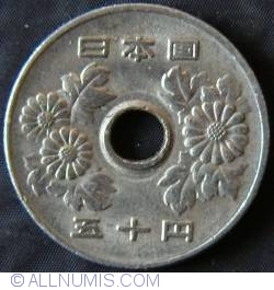 Image #2 of 50 Yen 1979 (Anul 54)