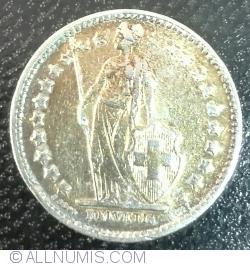 Image #2 of 1/2 Franc 1940