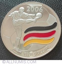 5 Dolari 2006