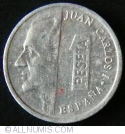 Image #1 of 1 Peseta 1995