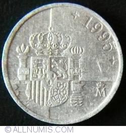 Image #2 of 1 Peseta 1995