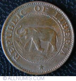 Image #2 of 1 Cent 1975