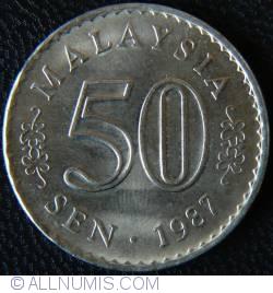 Image #1 of 50 Sen 1987