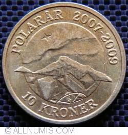 Image #1 of 10 Kroner 2009