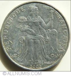 Image #2 of 5 Francs 2007
