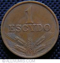 Imaginea #1 a 1 Escudo 1971