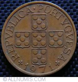 Imaginea #2 a 1 Escudo 1971