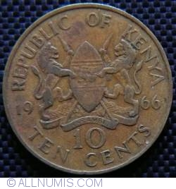 Image #1 of 10 Cents 1966