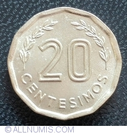 Image #1 of 20 Centesimos 1978