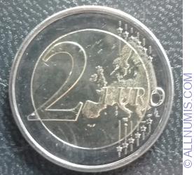 2 Euro 2021 - Henri I Marriage of Grand Duke Henri - Classic Version