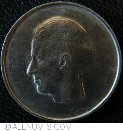 Imaginea #2 a 10 Franci 1971 (Belgie)