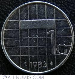 Imaginea #1 a 1 Gulden 1983