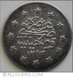 Imaginea #1 a 1 Kurush 1902 (AH 1293/28)