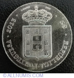 Image #1 of 5 Euro 2013 - Numismatic Treasures - A degolada D. Maria II