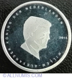 5 Euro 2015 - 200 years Waterloo battle