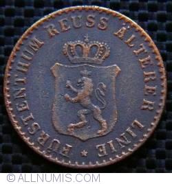 Image #2 of 1 Pfennig 1864 A