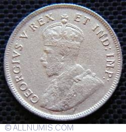 Image #2 of 1 Shilling 1923