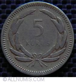 Image #1 of 5 Kurus 1956