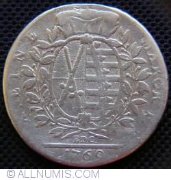 Image #1 of 1 Taler 1760