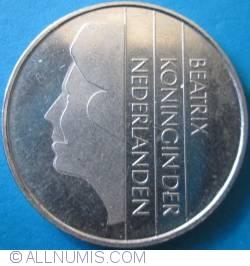 Imaginea #2 a 2 1/2 Gulden 1983