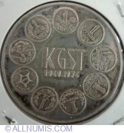100 Forint 1974 - 25th Anniversary of the Establishment of the COMECON (KGST)