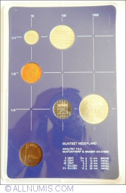 Image #1 of Mint Set 1986