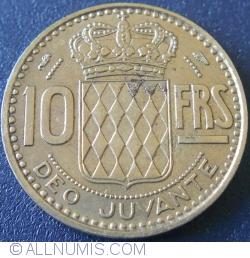 Imaginea #1 a 10 Franci 1950