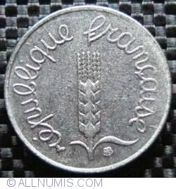 Image #2 of 1 Centime 1969