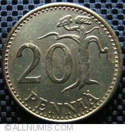 20 Pennia 1978