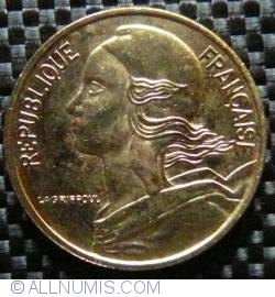 Image #2 of 5 Centimes 1988