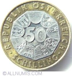 Image #1 of 50 Schilling 2001 - Der Schilling