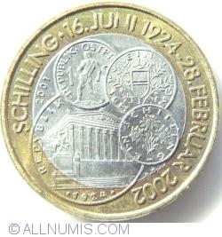 Image #2 of 50 Schilling 2001 - Der Schilling