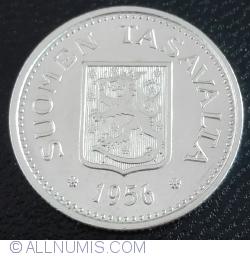 100 Markkaa 1956