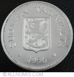 Image #2 of 200 Markkaa 1956