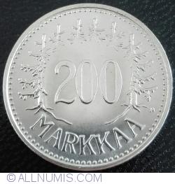 200 Markkaa 1957