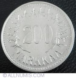 Image #1 of 200 Markkaa 1958