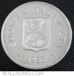Image #2 of 200 Markkaa 1958