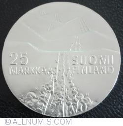 25 Markkaa 1978 - Lahti