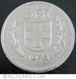 5 Francs 1978