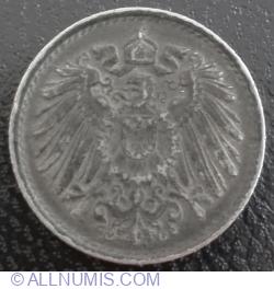 5 Pfennig 1915 G