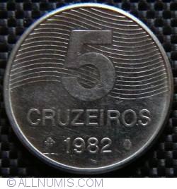 Image #1 of 5 Cruzeiros 1982
