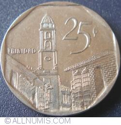 Imaginea #1 a 25 Centavos 2007