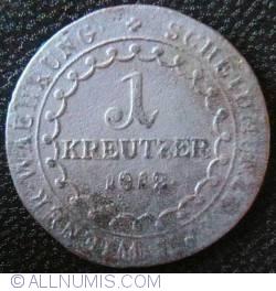 Image #1 of 1 Kreutzer  1812 B