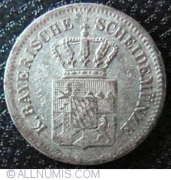 Image #2 of 1 Kreuzer 1863