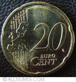 20 Euro Cent 2011