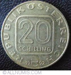 Image #1 of 20 Schilling 1992 - Tirol