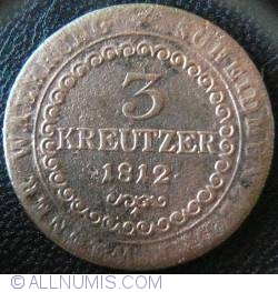 Image #1 of 3 Kreutzer  1812 S