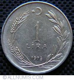 Image #1 of 1 Lira 1973