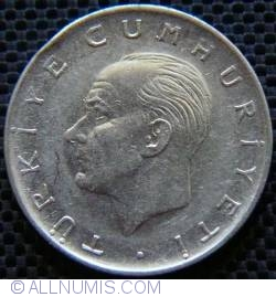 Image #2 of 1 Lira 1973